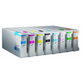 Tinta Epson Stylus Pro Gs6000 Epson Ultrachrome - 950ml