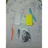 Audifonos, Antena Y 2 Tapas Traseras De Evolucion 3