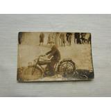 Motoneta Motocicleta Moto Dkw Patente 303 Año 1925