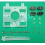 Carro X Adaptador Reprap Impressora 3d Extrusor Vertical
