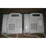 2 Telefonos Digitales Panasonic Modelo Kx-t7533