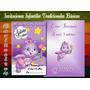 24 Invitaciones Infantiles Personalizadas A $144 (tarjetas)