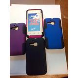 Alcatel Mpop 5020 One Touch Forro Celular Doble