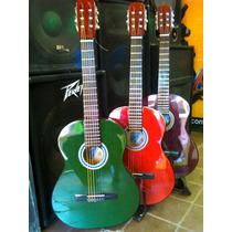 Guitarra Clásica De Estudio El Trovador + Funda