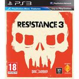 Resistence 3 - Ps3 Fisico