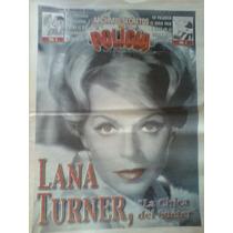 Lana Turner Supleme La Prensa Archivos Secretos De La Polic
