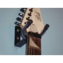 Suporte Parede Violão,guitarra,baixo+ Parafusos E Buchas Fix