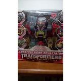 Devastador Transformers Custom