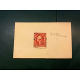 Timbre Postal U.s. Postage Two Cents Marca