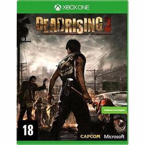 Dead Rising 3 Xone Midia Fisica Original Lacrado
