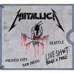 Metallica - Live Shit: Binge And Purge - 2dvd+3cd