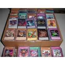 Yugioh! Mega Pack Lote Com 112 Cartas Originais Port/ingles