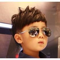 Óculos Aviador Infantil Menina Menino Presente P Crianças