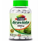 Graviola 1000mg - 180 Capsulas - Lauton Nutrition