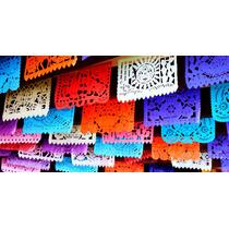 Papel Picado Mexicano / Banderines/ Guirnaldas