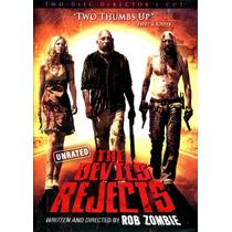 Dvd Renegados Del Diablo ( The Devils Rejects ) 2005 - Rob Z