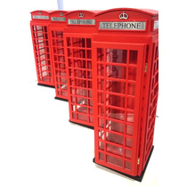 Caseta Telefónica Inglaterra