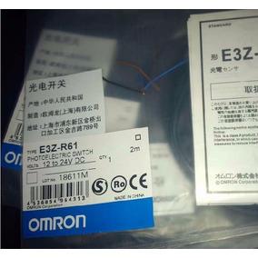 Sensor Fotoelectrico Omron E3z R61