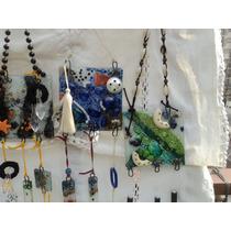 Llamadores De Angeles, Artesanales, Combo De 10, 950 Pesos