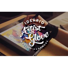 Ideário Artist Glove - Luva Para Ilustração, Papel Ou Tablet