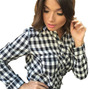 Camisa Xadrez Country Moda Blogueira Instagram 2017