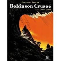 Livro Robson Crusoé -editora Salamandra