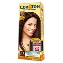 Tintura Cor E Ton 6.7 Chocolate