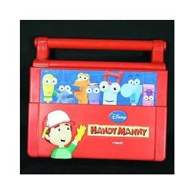 Manny Many Manos A La Obra Laptop Para Chicos De 5 Años