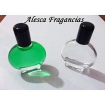 50 Envases, Frasco Vidrio 5 Cc, + Perfume, Día De La Mujer!!