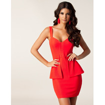 Vestido Peplum Diseñosextrem2013