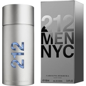 212 Men ------- Carolina Herrerra 100ml ------- Original
