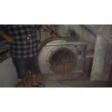 Extractor Y Ventilador Centrífugo Industrial Tipo Turbina