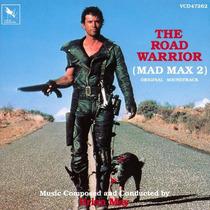Cd Mad Max 2: The Road Warrior Brian May Original Import