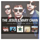 Cd Original The Jesus & Mary Chain Original Album Series 5cd