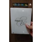 Dvd Fábio Jr. E Elas - Novo, Original E Lacrado!