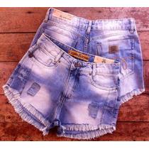 Shorts Jeans Feminino Várias Marcas