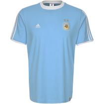 Playera Jersey Argentina Messi 10 2015 Niño Adidas M36301