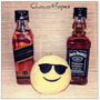 Black Laven + Jack Daniels Miniatura