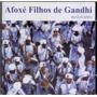 Cd Bloco Afro - Afoxé Filhos De Gandhi - Novo***