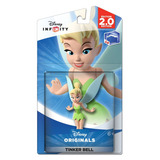 Lacrado Boneco Disney Infinity 2.0 Single Figure Tinker Bell