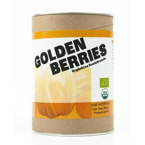 Golden Berries O Aguaymanto Orgánicas