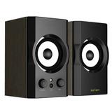 Bocinas Eagle Arion Et-ar302-bk 2.0 Soundstage Speakers