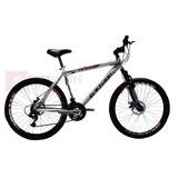 Bicicleta Mtb Gts M1 Walk 21v - Freio A Disco - Rapid Fire