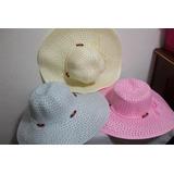 Sombrero Para La Playa Montaña Paseo Viaje Cotillon
