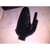 Guardabarros Trasero Honda Cbr 600 Negro Brillante