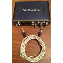 M Audio Fast Track Pro 4x4 Mobile Usb