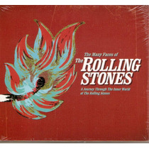 Box 3 Cd - The Rolling Stones - The Many Faces Of - Novo***