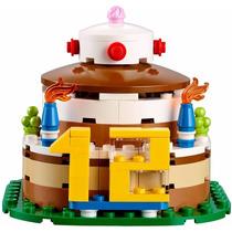 Lego Cumpleaños Pastel 40153 Cake Birthday Legobricksrfun