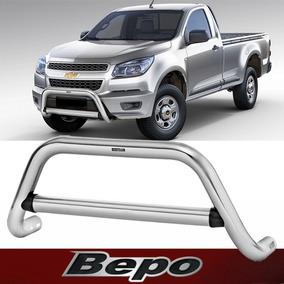 Quebra Mato Cromado S10 Cabine Simples 2012 / 2016 Bepo