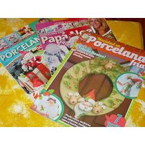 Revistas Porcelana Fria Navidad Leticia Delcerro Evia Usadas